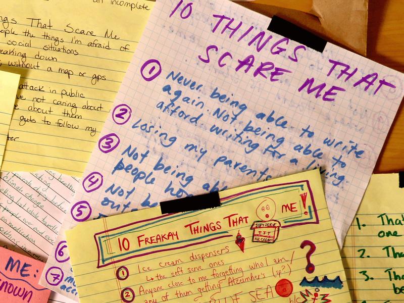 10 Things That Scare Me with Jeff VanderMeer
