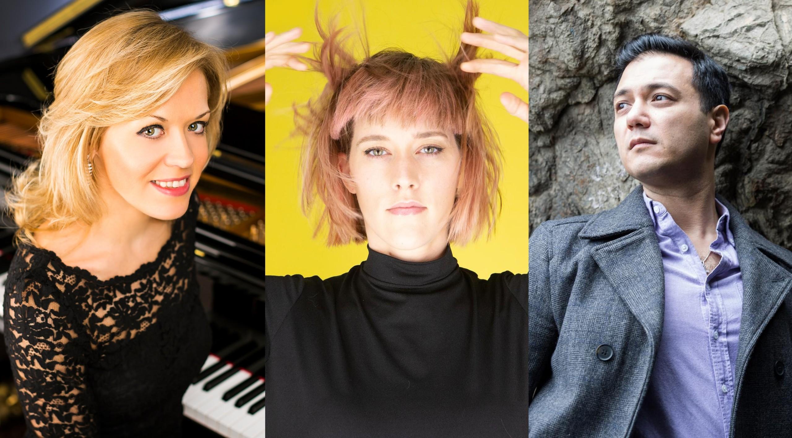 Music Break: Revisit WQXR's Note-able Women