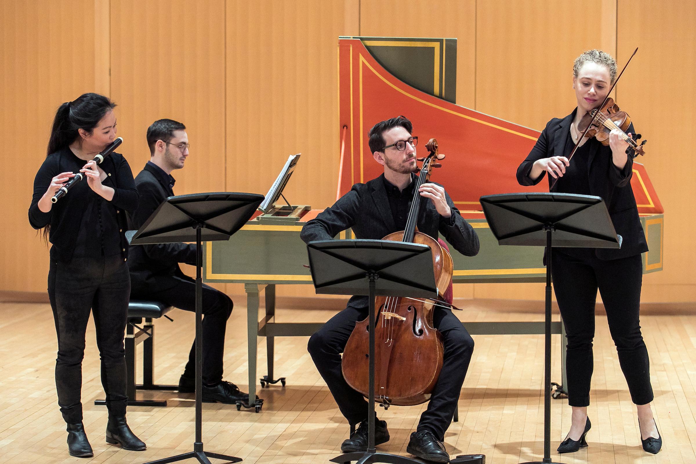 WQXR's Midday Masterpieces: Juilliard's Historical Performance Program