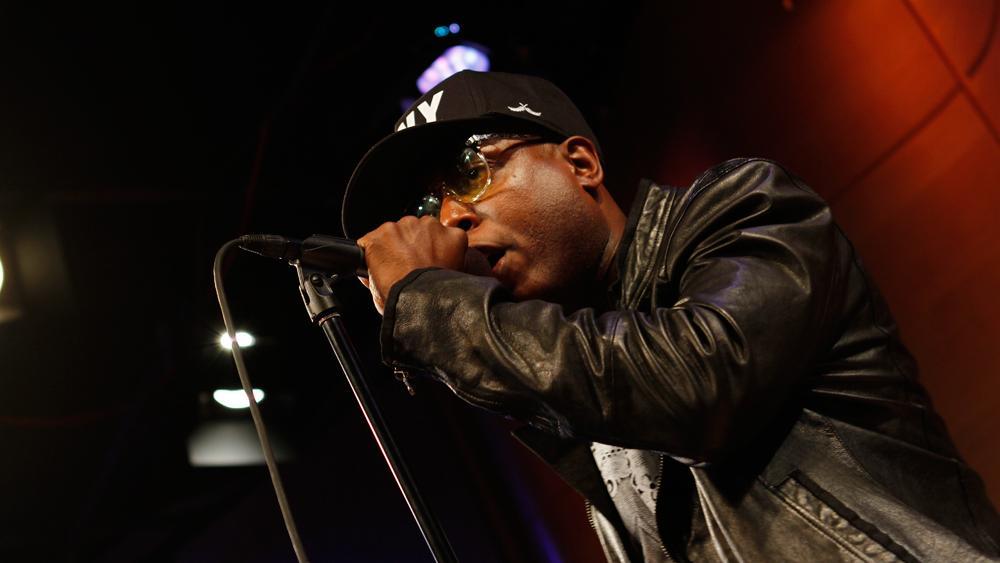 Music Break: Revisit Talib Kweli's 'Prisoner of Conscious' on Soundcheck