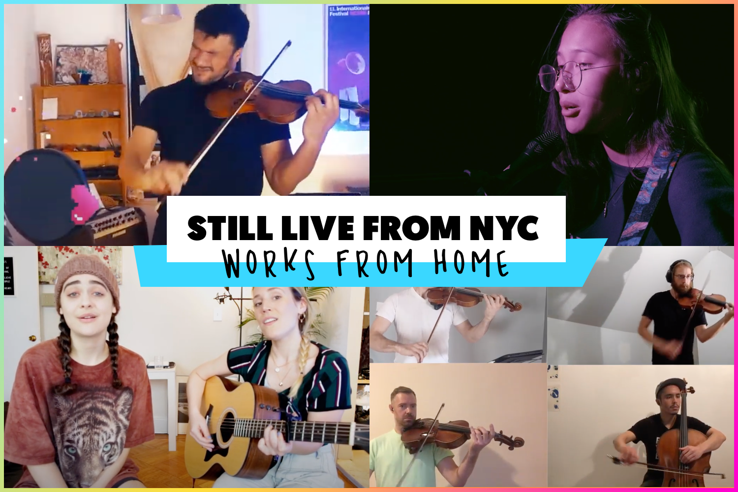 (Still) Live from New York: Works from Home, Ep. 2