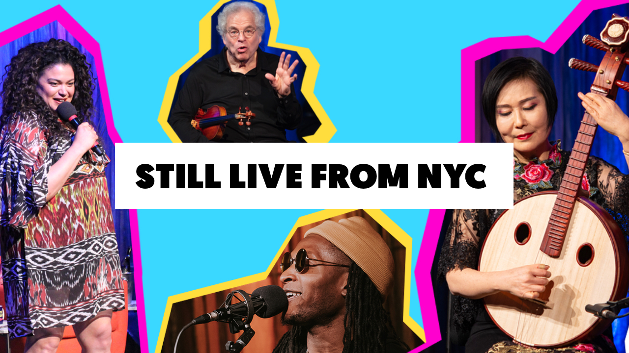 (Still) Live from New York: Works from Home, Ep. 3