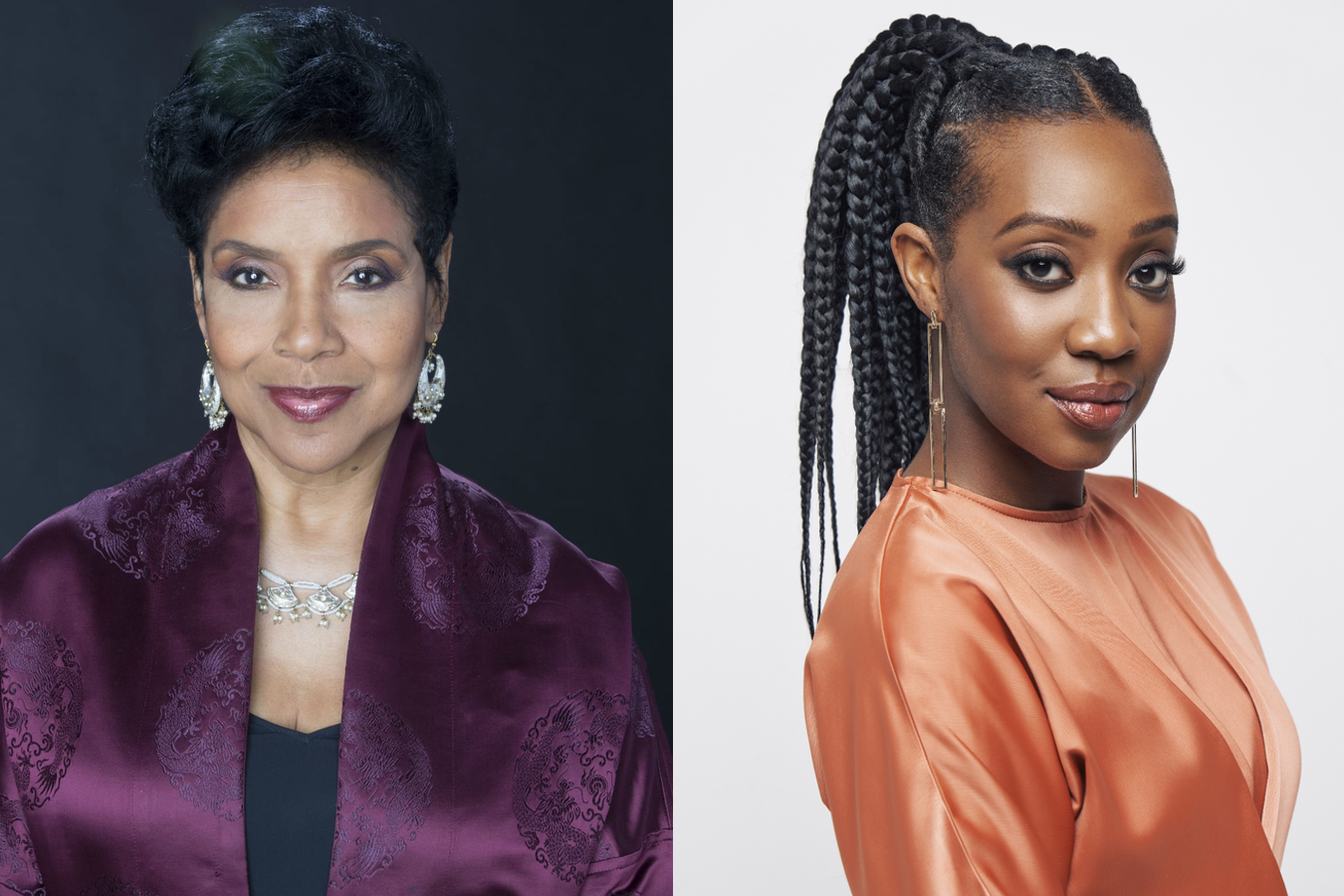 Phylicia Rashad and Miriam A. Hyman in Conversation
