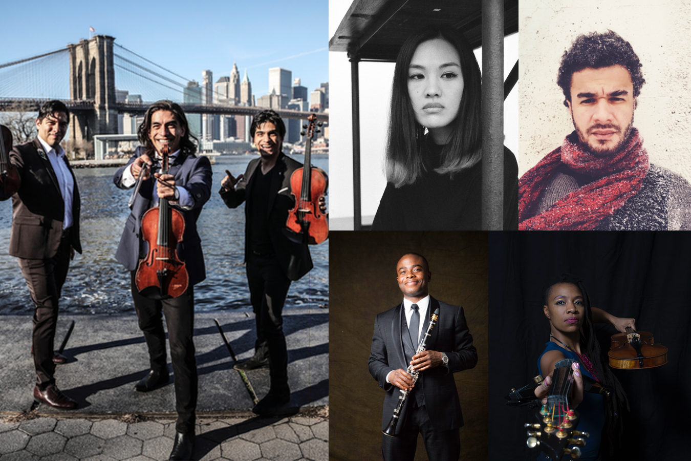 Mostly Mozart Across the Boroughs: All Five Live