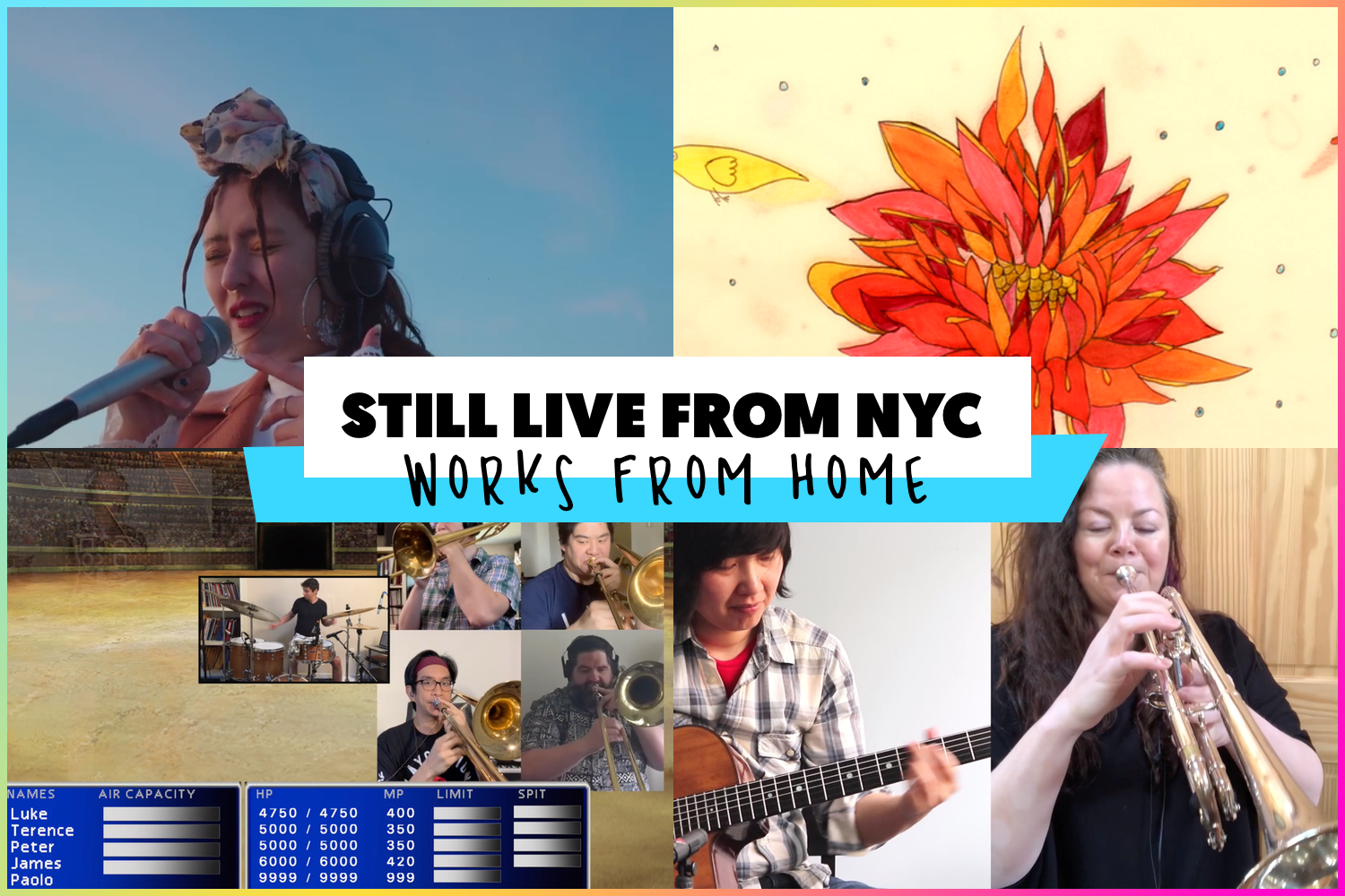 (Still) Live from New York: Works from Home, Ep. 6