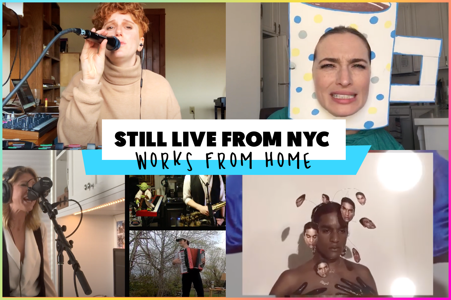 (Still) Live from New York: Works from Home, Ep. 4