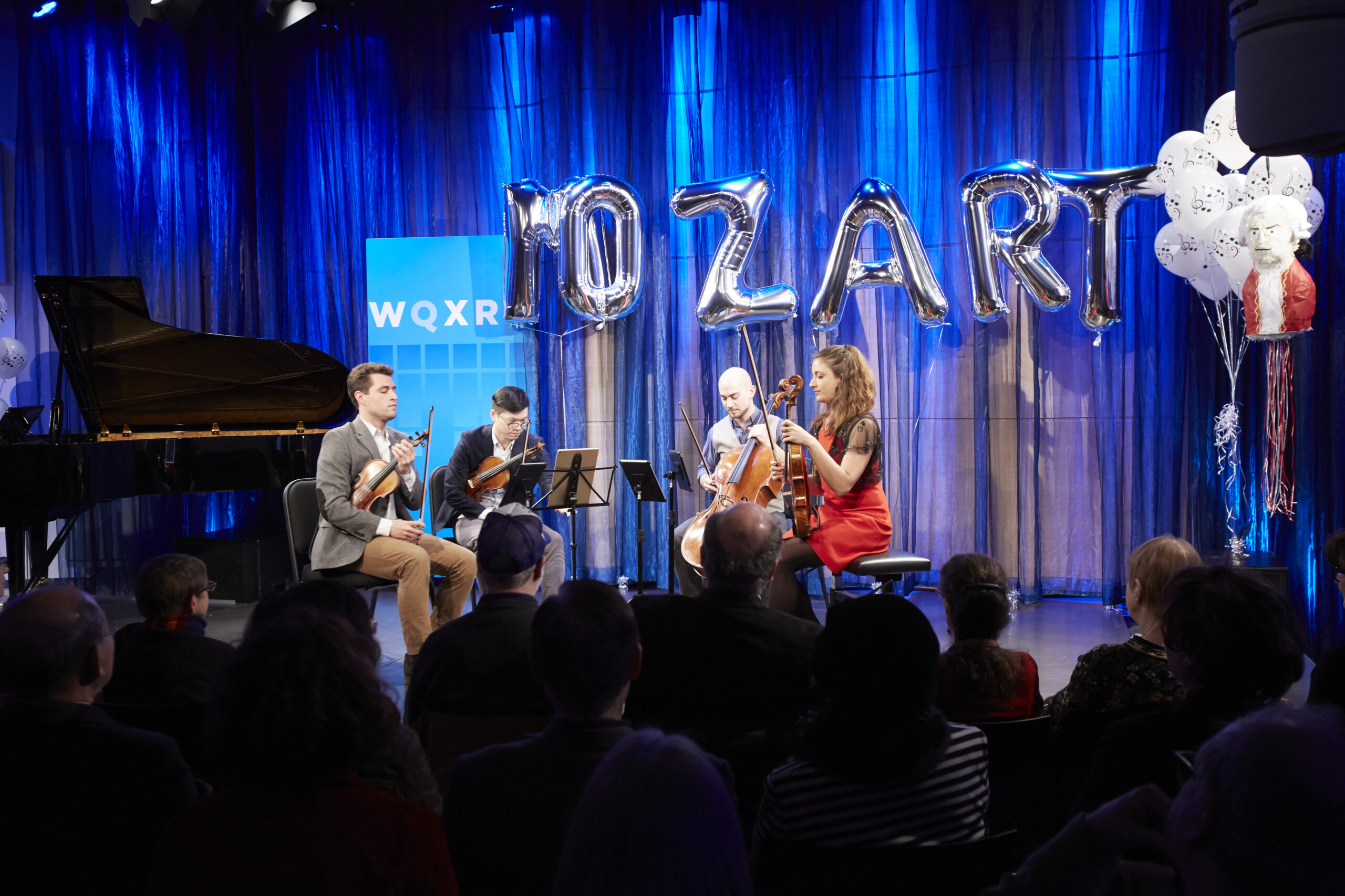 WQXR's Mostly Mozart Festival Playlist