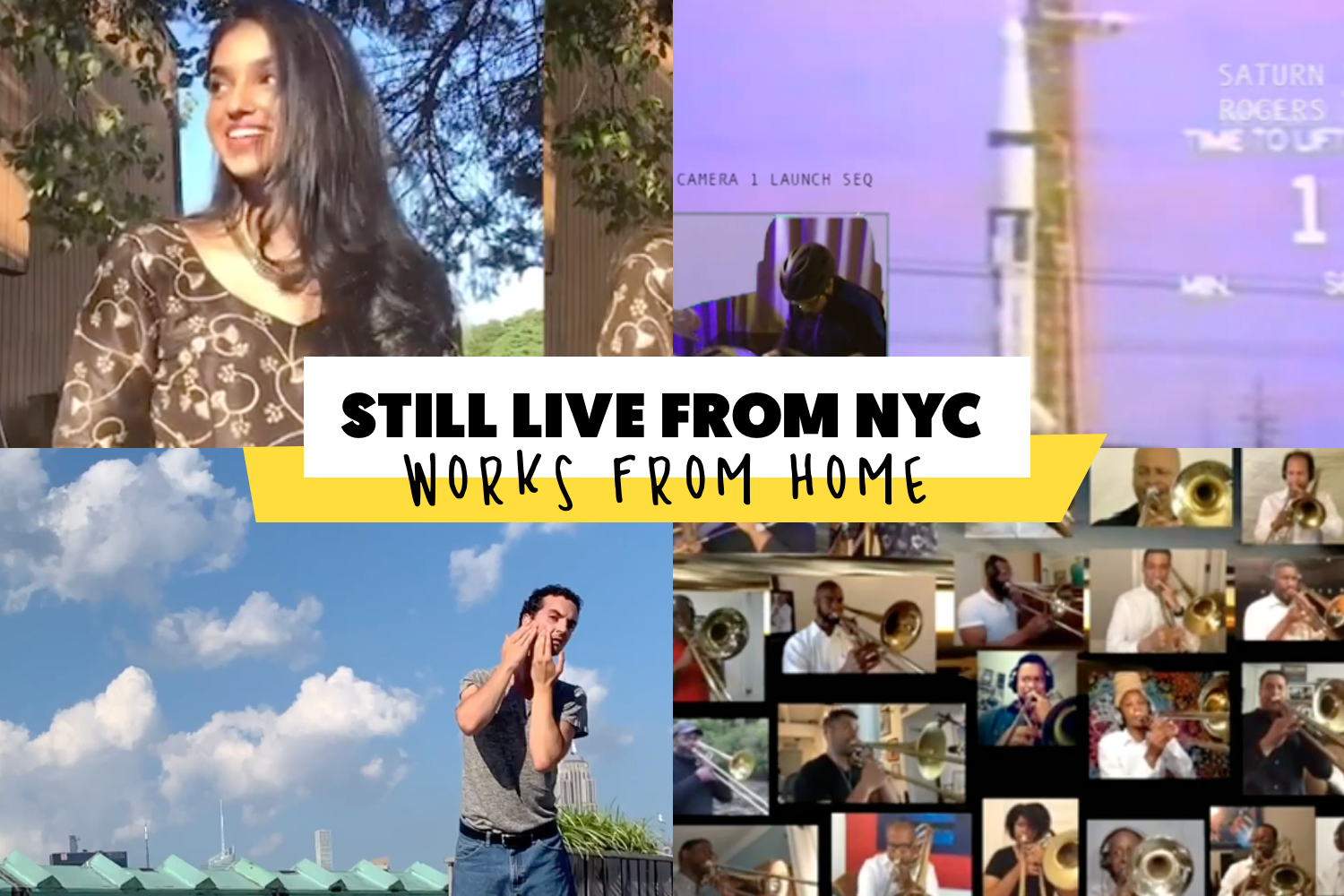 (Still) Live from New York: Works from Home, Ep. 7