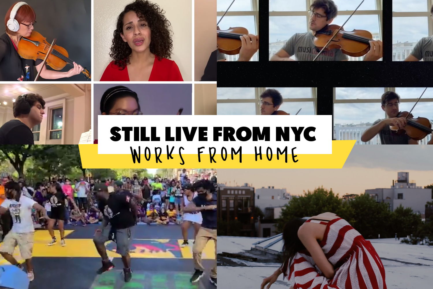 (Still) Live from New York: Works from Home, Ep. 8