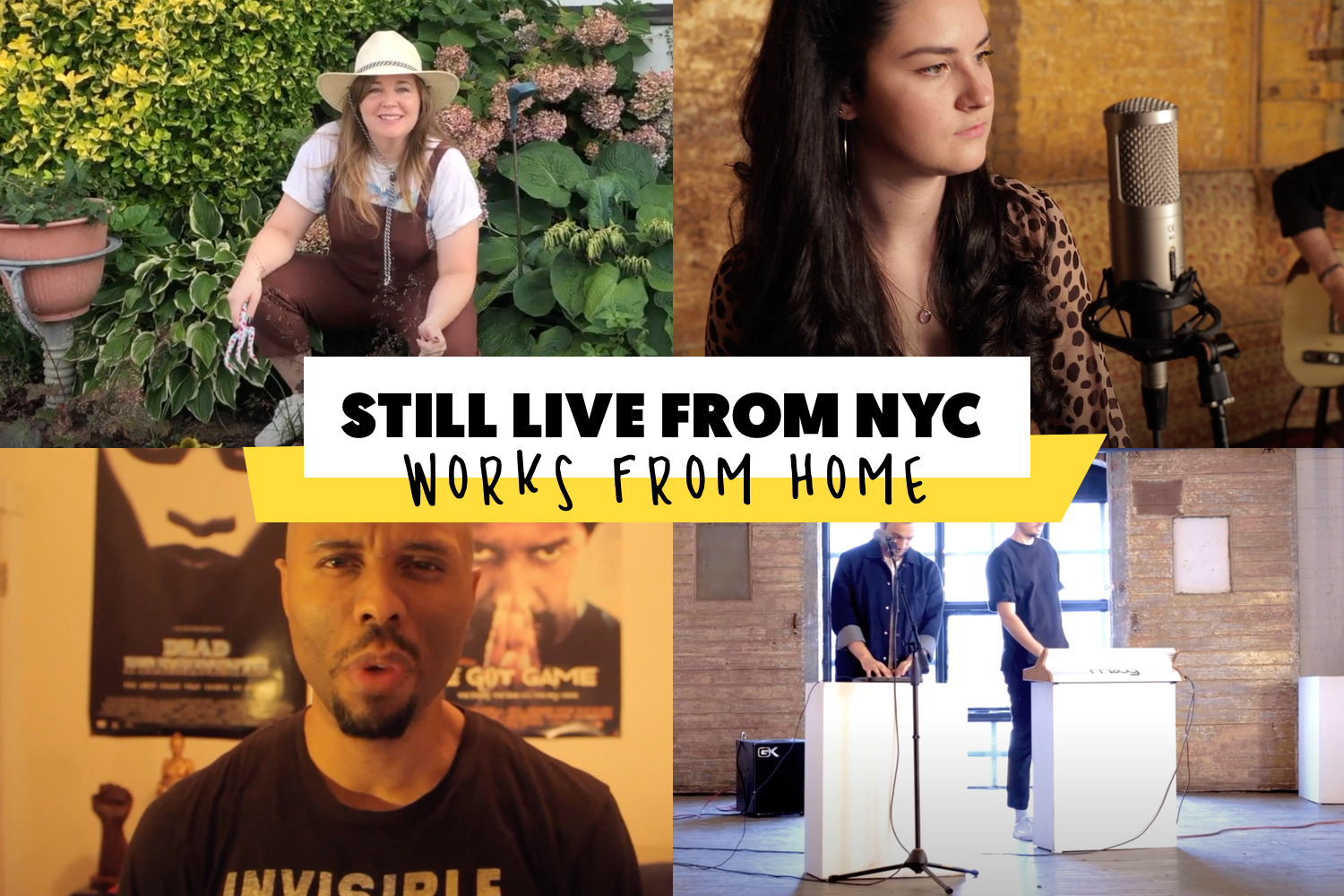 (Still) Live from New York: Works from Home, Ep. 9