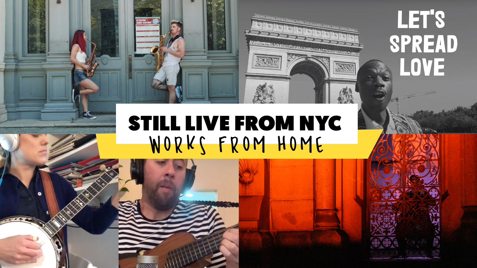 (Still) Live from New York: Works from Home, Ep. 10