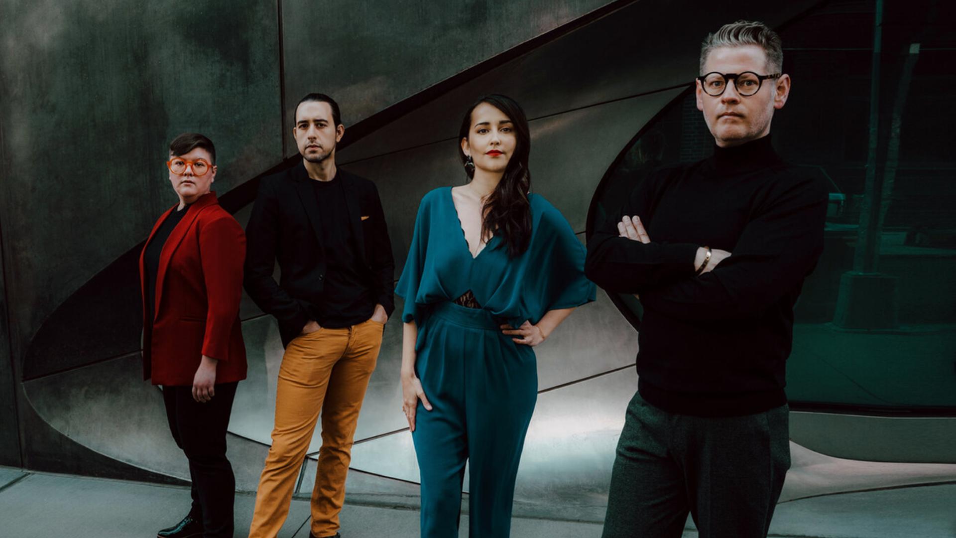 The Catalyst Quartet Presents: Uncovered