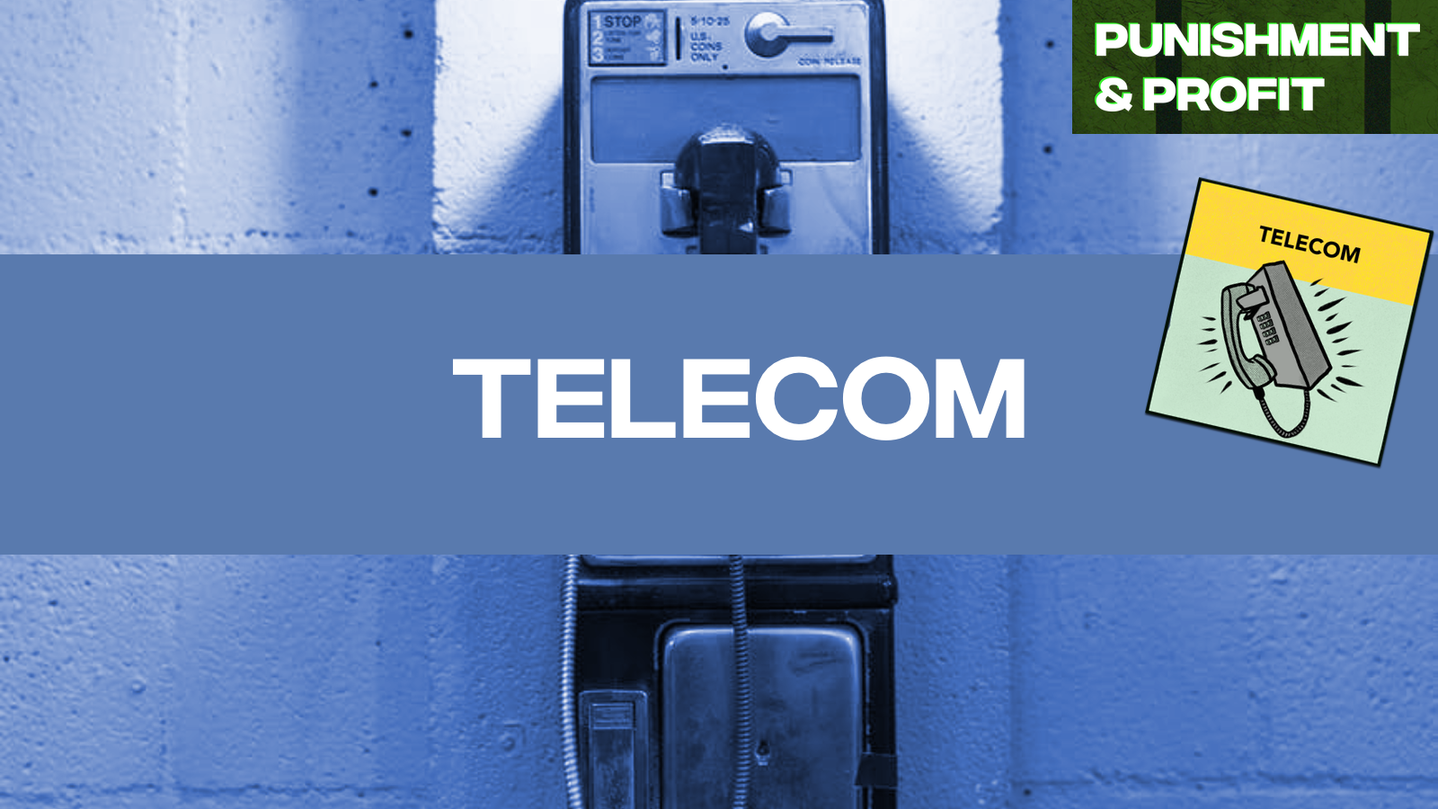 Punishment & Profit: Telecom